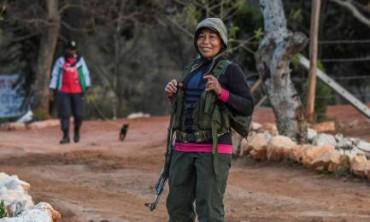 MADRE E GUERRIGLIERA. Le FARC hanno registrato negli ultimi mesi un vero e proprio 'baby-boom', con decine di nascite dall'inizio dei negoziati di pace lanciati nel 2012
