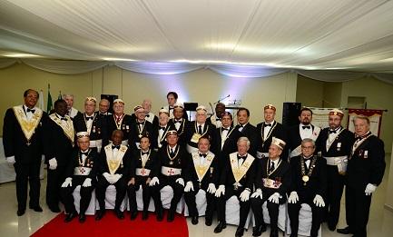 REVIVAL DELLA MASSONERIA IN PARAGUAY. Logge di 24 paesi riunite ad Asunción. Almagro, Segretario generale dell'Organizzazione degli Stati Americani, invitato speciale
