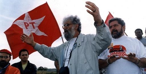 Boff e Lula nel 1994. Altri tempi…