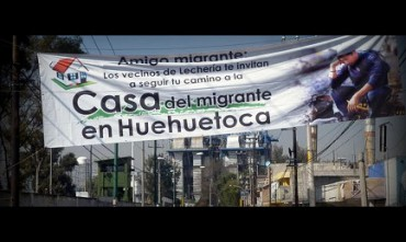ANATOMIA DELL'ACCOGLIENZA. 75 case per migranti in Messico. Dove sono e cosa fanno. Per la prima volta una ricerca mostra la rete del soccorso cattolico