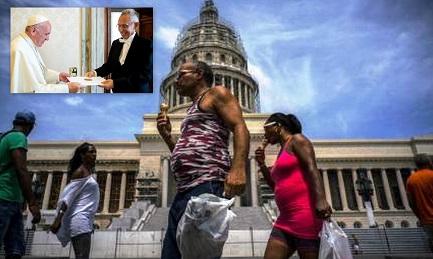 CUBA DOPO TRUMP. Intervista all'ambasciatore cubano presso la Santa Sede. Le nuove misure del presidente Usa danneggiano l'economia del paese. Con il Papa coincidiamo su molte cose