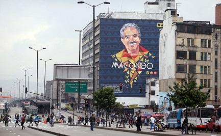 """ANCHE """"GABO"""" NELLA CARTAGENA CHE VISITERÁ IL PAPA. Nel 50° anniversario di Cent'anni di solitudine prende il via un centro culturale dedicato a García Márquez"""