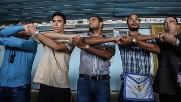 CUBA NUOVA, MASSONERIA VECCHIA. Le prime logge arrivarono con i francesi di Haiti nel secolo XVII. Con la rivoluzione ebbero vita dura. Oggi va meglio e il futuro promette bene