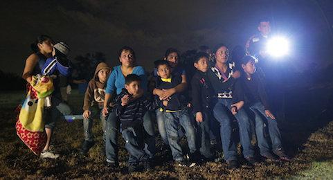 Record di minorenni fermati nel tentativo di passare negli Stati Uniti