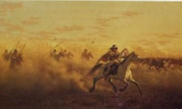 """GIUSEPPE GARIBALDI VISTO DALL'AMERICA DEL SUD. Un avventuriero italiano alla testa di una banda """"di canaglie scatenate"""". Per lui """"la guerra"""" era """"la vera vita dell'uomo"""""""