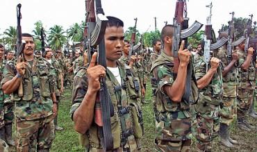 DA GUERRIGLIERI A GUARDIE DEL CORPO. 1200 uomini delle ex-Farc della Colombia potranno essere assunti con compiti di sicurezza