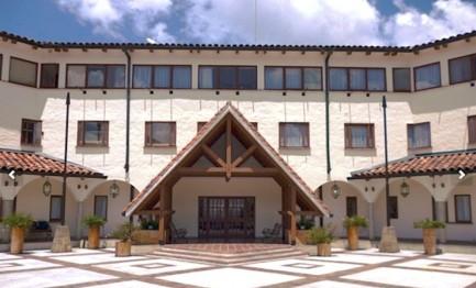 La sede del Celam a Bogotà dove si svolgerà l'incontro