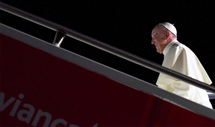 E ALLA FINE C'É UN INIZIO NUOVO. Bilancio del viaggio di Papa Francesco in Colombia