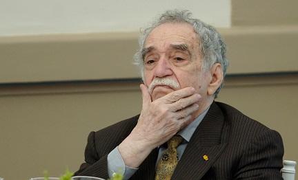 Gabriel García Márquez (Foto Miguel Dimayuga)