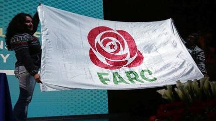 Il nuovo logo delle FARC. (EFE-REUTER-QUALITY)