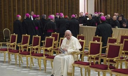 Misteri dell'agenda papale