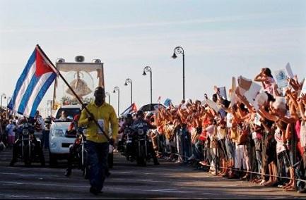 L'URAGANO IRMA FERMA LA MADONNA DEL RAME. Dopo un secolo sospeso il pellegrinaggio più popolare di Cuba
