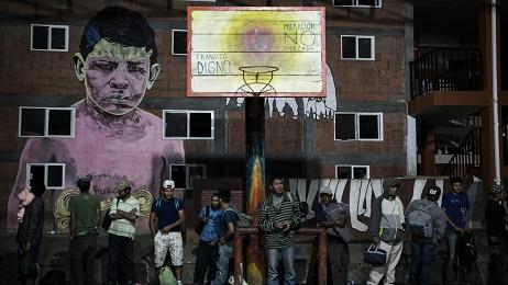 DA MIGRANTI A PROFUGHI. Il nuovo dramma dei centroamericani che fuggono dalla violenza in America Centrale e chiedono rifugio in Messico