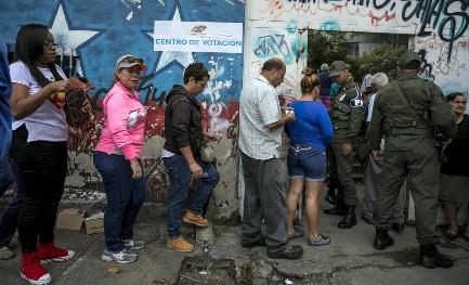 MADURO HA VINTO, L'OPPOSIZIONE HA PERSO DUE VOLTE. Ore decisive per capire se c'è ancora opposizione in Venezuela e soprattutto cosa è capace di fare e può fare