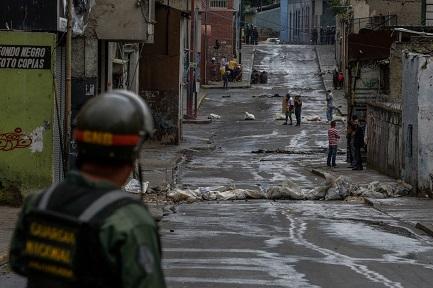 Venezuelani in cerca di alternative