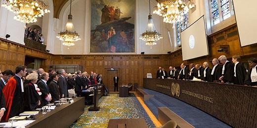 Corte internazionale di giustizia dell'Aia