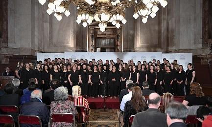 Commemorazione dei 500 anni della Riforma protestante nel Senato argentino (FOTO: GABRIEL CANO/COMUNICACION SENADO)