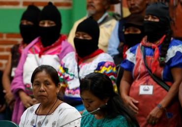 LA CANDIDATA CHE NON VUOLE I VOTI. L'indigena Marichuy mette sottosopra il Messico. Questa è la sua storia