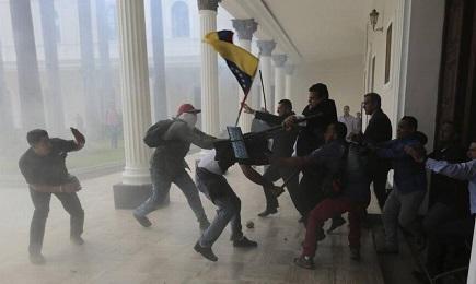L'OPPOSIZIONE VENEZUELANA A SCUOLA DI OPPOSIZIONE. Il Dipartimento di Stato degli Stati Uniti stanzia fondi per un programma di formazione