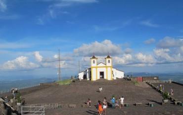 LA BASILICA PIÙ PICCOLA DEL MONDO. Un eremo del XVIII secolo nello stato brasiliano di Minas Gerais, riceve il titolo di basilica. Per esaltare la pietà