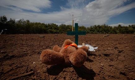 Una tomba al confine