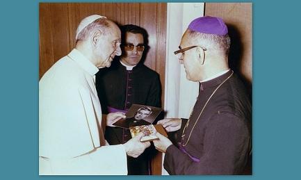 QUASI UFFICIALE: PAOLO VI E ROMERO SANTI AD OTTOBRE. Fu Montini a nominare il martire salvadoregno vescovo ausiliare di San Salvador