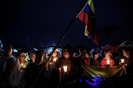 Notte venezuelana