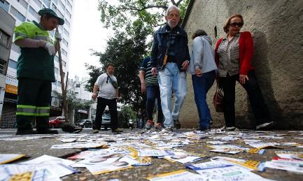 MEGLIO SE CREDE IN DIO. É quello che pensano i brasiliani del Presidente della repubblica che dovranno eleggere ad ottobre. E deve essere onesto
