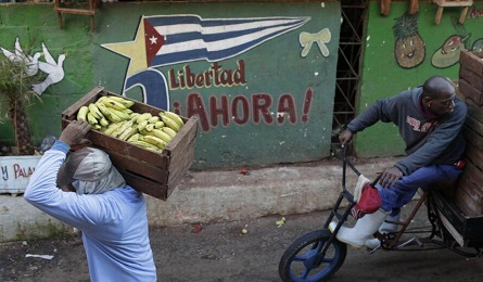 APRE IL PRIMO MERCATO ALL'INGROSSO DI CUBA. Rifornirà le cooperative private per poi spalancare le porte al resto dei lavoratori autonomi dell'Isola