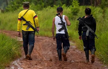 PER LORO LA GUERRA CONTINUA. Chi e quanti sono i dissidenti della FARC della Colombia che non hanno deposto le armi