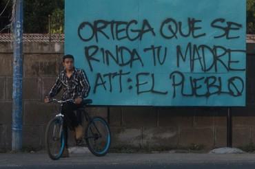 NICARAGUA. L'ORA DEI NIPOTI DELLA RIVOLUZIONE. Non hanno partecipato all'insurrezione contro Somoza ma hanno nel sangue la sete di giustizia dei loro nonni
