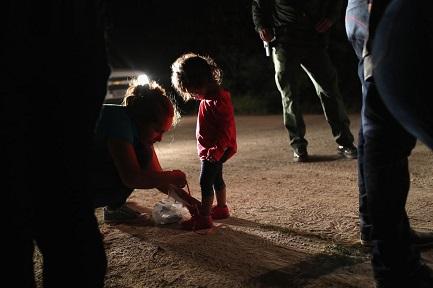 Disumanità al confine