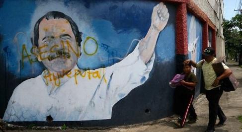IL SANGUINOSO TRAMONTO DI UN ISOLATO ORTEGA. Il presidente del Nicaragua mette la chiesa cattolica al centro di un'ampia operazione repressiva