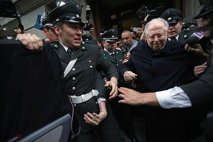 MAGLIO PAPALE SUL PEDOFILO CILENO KARADIMA. Non sarà più sacerdote. Forse il primo di tanti