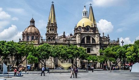 La cattedrale di Guadalajara