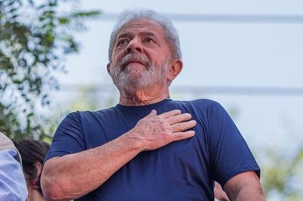 Luiz Inácio da Silva, di 72 anni