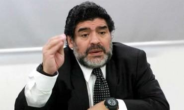 """MARADONA RICOMINCIA DA SINALOA. E sceglie una modesta squadra messicana per rinascere. """"Evo mi aveva offerto la nazionale boliviana e Maduro quella venezuelana"""""""