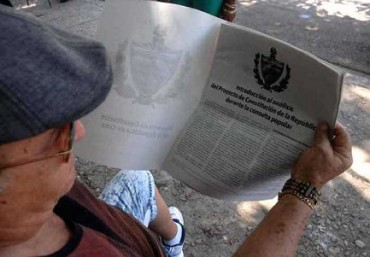 ANCHE I VESCOVI DI CUBA DIRANNO LA LORO SULLA RIFORMA DELLA COSTITUZIONE. Primi pronunciamenti e critiche individuali, e presto una lettera collettiva