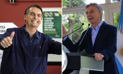 BOLSONARO E L'AMERICA LATINA. Come si relazionerà il probabile prossimo presidente del Brasile con i suoi pari latinoamericani e viceversa? Cosa succederà con il Mercosur?