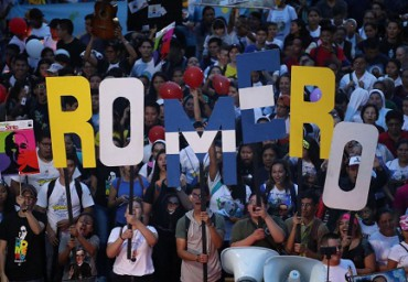 """SAN ROMERO DOTTORE DELLA CHIESA? La richiesta di """"autorizzare l'apertura del dovuto processo"""" l'ha appena fatta l'arcivescovo di San Salvador davanti al Papa"""