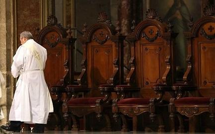 """""""Contrastare il clericalismo, ossia la tendenza a trattare il ministero come una fonte di potere"""""""