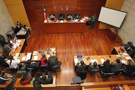 Tribunale cileno