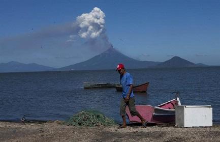 I VULCANI NON AVVISANO. Il presidente Ortega non ha futuro, il Nicaragua non gli perdona la repressione e i morti di aprile. Quanto sarà lungo il conto alla rovescia?